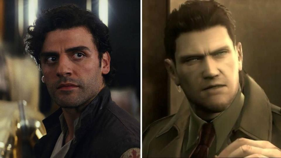 Oscar Isaac has been cast as Solid Snake
