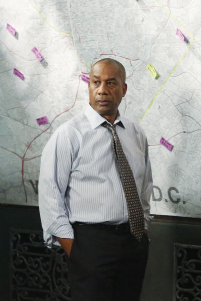 """This image released by ABC shows Joe Morton in a scene from """"Scandal."""" The popular series ended its third season Thursday, April 18, 2014. (AP Photo/ABC, Kelsey McNeal)"""