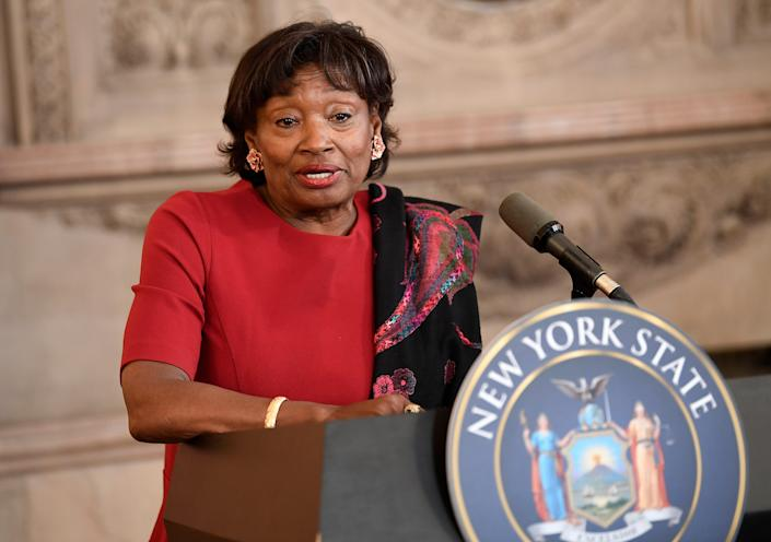 """New York state Senate Majority Leader Andrea Stewart-Cousins wants a """"truly independent investigation"""" into allegations against Gov. Cuomo."""
