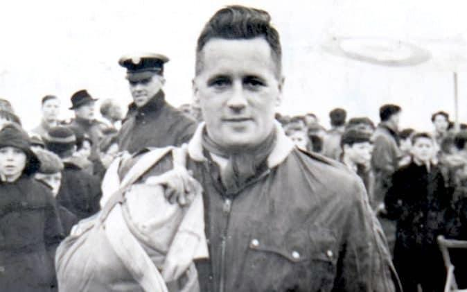 Allan Scott: 'Flying a Spitfire to me was wonderful; it becomes part of you'