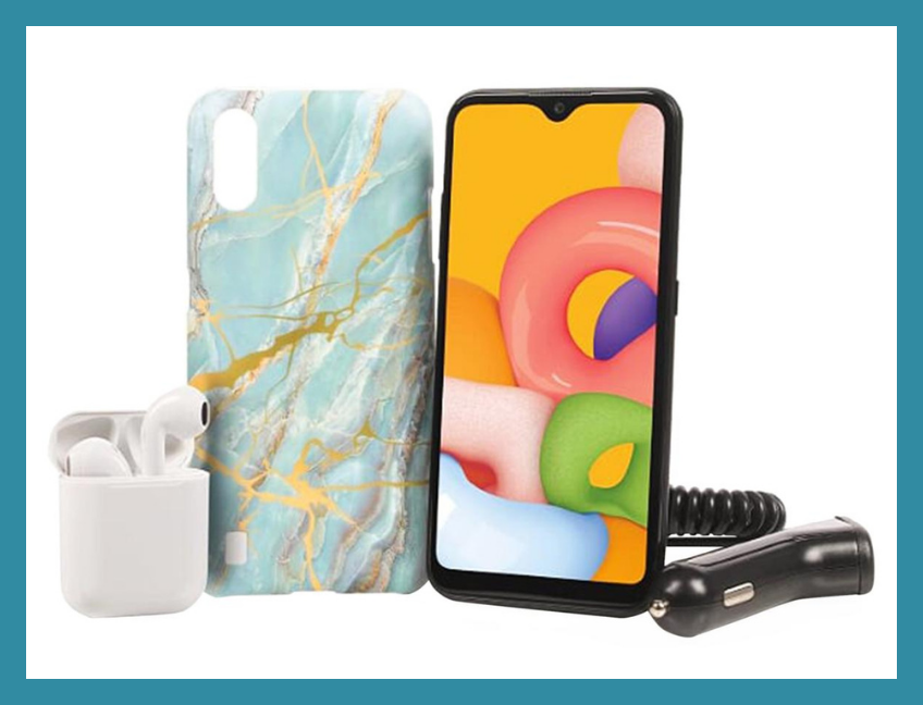 Just 60 bucks for this amazing package? C'mon...you're making money! (Photo: Samsung)
