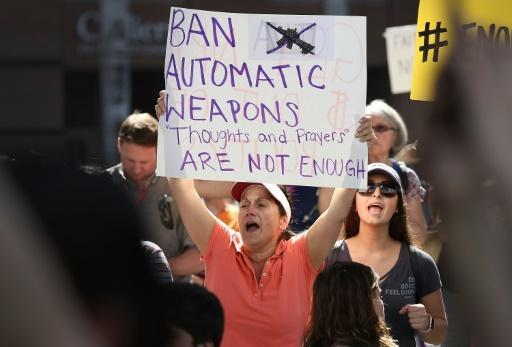 <p>US students to stage walkout against gun violence</p>