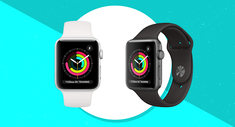 The Apple Watch Series 3 is on sale for $30 off each. (Photo: Apple)