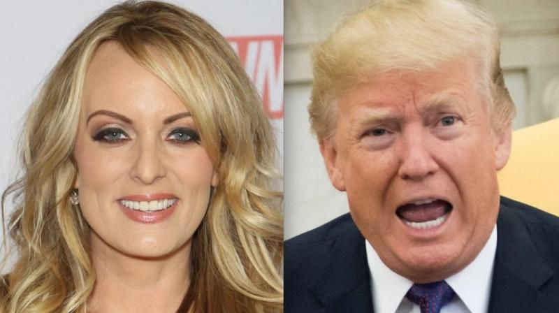 EW! Tweeters React To Stormy Daniels' Dirty Details About Alleged Affair With Trump