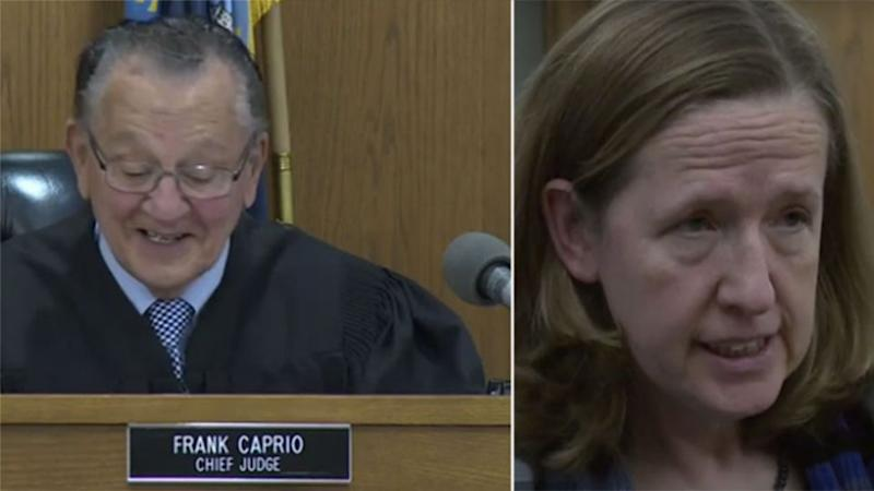 Judge Frank Caprio took a cheeky approach in court when he heard the defendant's case. Photo: Caught In Providence.