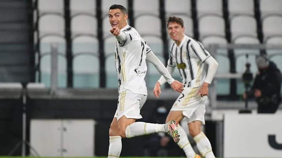 Serie A, Juventus 2-0 Roma: Records scripted by Cristiano Ronaldo