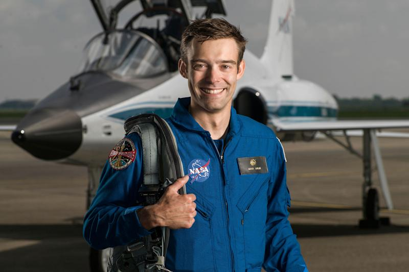 Astronaut Robb Kulin quits Nasa halfway through training