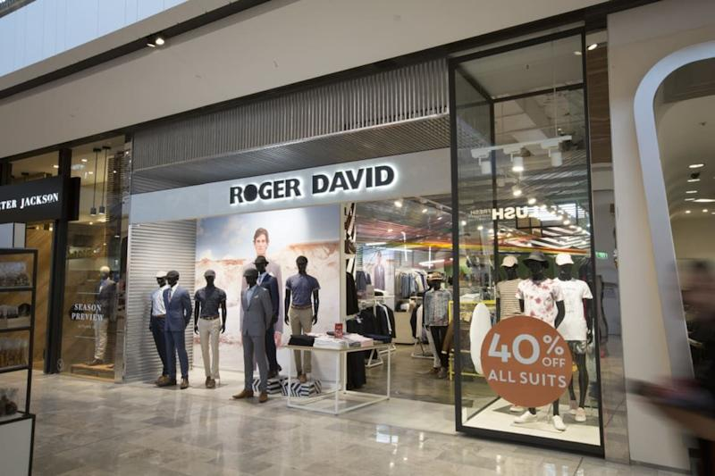 Roger David to shut all stores in weeks