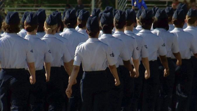 Undercover Agent Says the Air Force Is Retaliating Against Her After She Was Raped