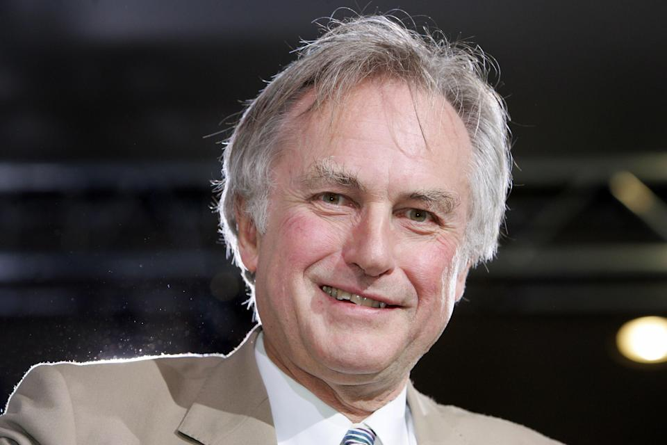 Richard Dawkins is a popular science writer best known for his books The God Delusion and The Selfish Gene (AFP/Getty Images)