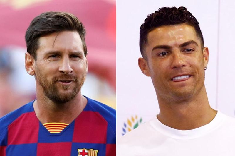 Brazilian Legend Cafu Finds it 'Hard to Pick' Between Lionel Messi and Cristiano Ronaldo