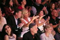 """<p>Whether they're audience members or fellow diners at a restaurant, every civilian you see on camera has been <a href=""""https://www.bravotv.com/the-real-housewives-of-beverly-hills/season-2/blogs/be-prepared"""" rel=""""nofollow noopener"""" target=""""_blank"""" data-ylk=""""slk:approached and asked to sign a release"""" class=""""link rapid-noclick-resp"""">approached and asked to sign a release</a>. <a href=""""https://www.bravotv.com/the-real-housewives-of-beverly-hills/season-2/blogs/be-prepared"""" rel=""""nofollow noopener"""" target=""""_blank"""" data-ylk=""""slk:According to a producer"""" class=""""link rapid-noclick-resp"""">According to a producer</a> for <em>The Real Housewives of Beverly Hills</em>, people are generally happy to do it. </p>"""