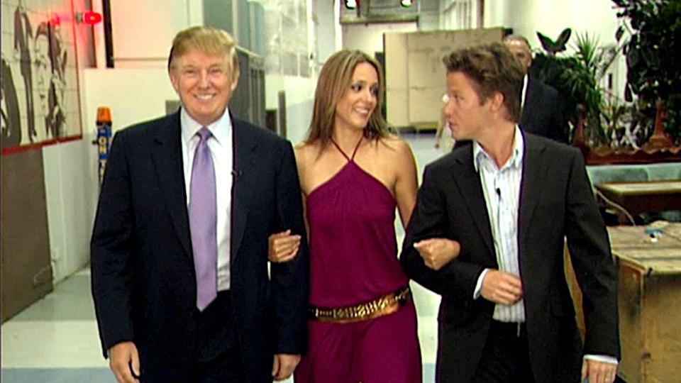 <p>Back in 2005, before Donald Trump was even close to becoming President of the United States, he made an appearance on <em>Days of Our Lives</em>, where he played himself. In the episode, he bumped into Nicole after a meeting with Mikey, and she tried to convince him to give her a job. He also plugged his reality show <em>The Apprentice</em> while onscreen.</p>