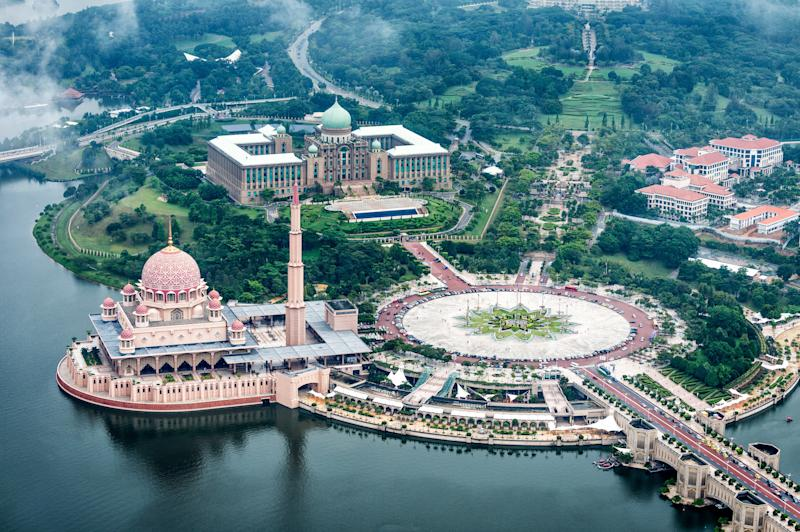 Malaysia's Curious Claim to Fame: The World's Biggest Roundabout