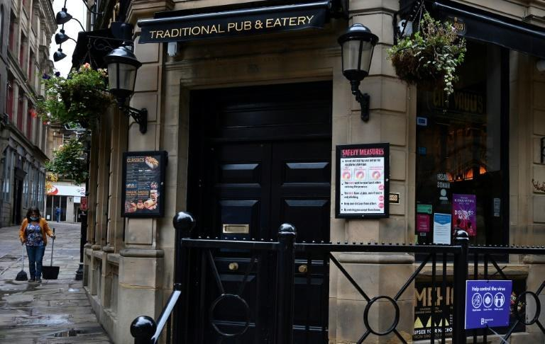 Pubs and restaurants are closed in England again to slow the spread of coronavirus, but the measure has owners worried whether they will survive financially