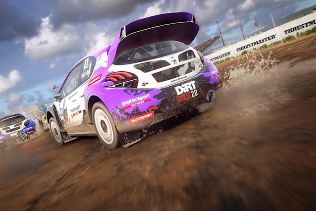Late drama decides DIRT Rally 2.0 World Series