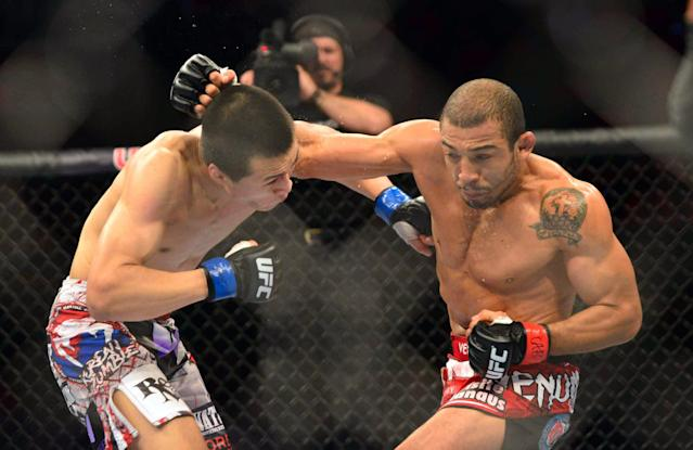UFC champ Jose Aldo still not happy with pay