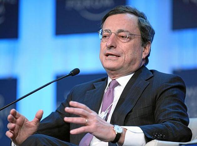 Draghi Can Break the Euro Trend