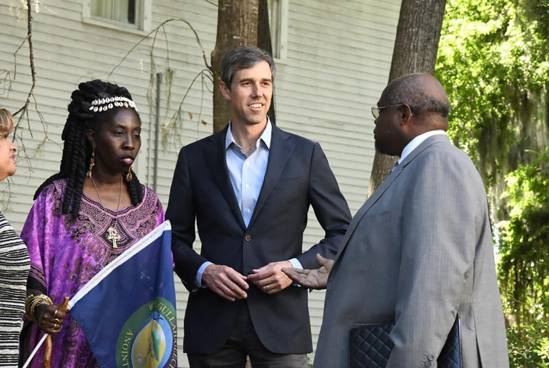 Beto O'Rourke-Election 2020