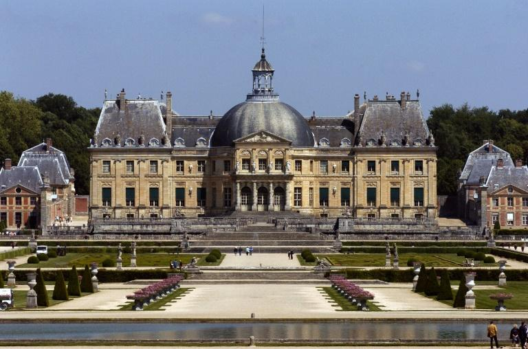The Vaux-le-Vicomte palace, set amid sumptuous gardens about 50 kilometres (30 miles) southeast of Paris, has been owned by the same family since 1875