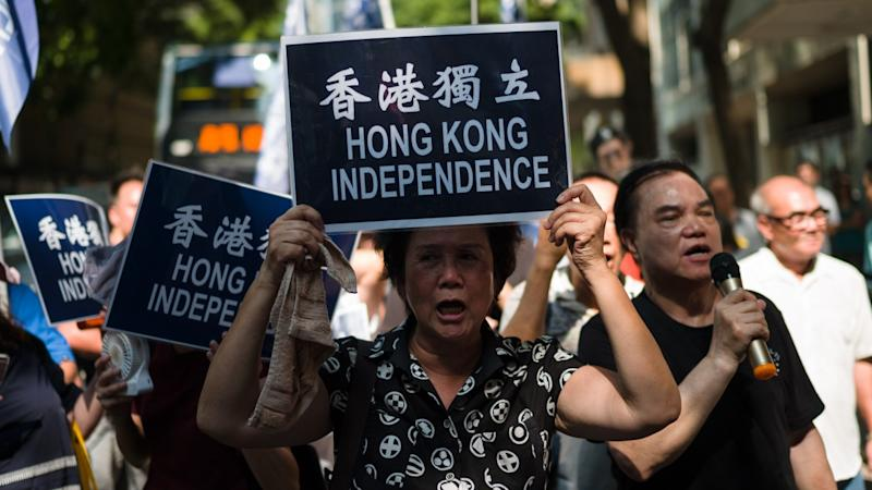 Hong Kong's democrats need to focus on 'prize' of universal suffrage rather than independence, leading US academic Larry Diamond says