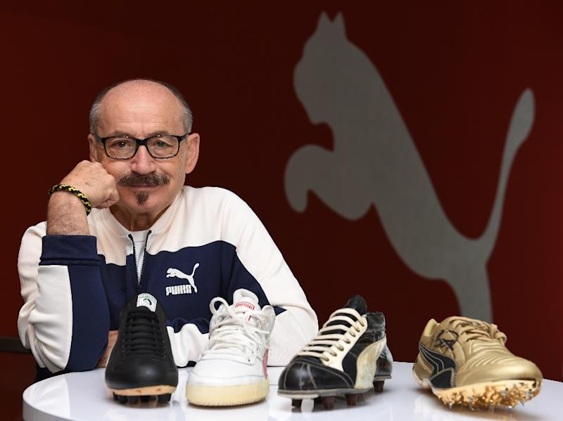 Adidas and Puma, brotherly rivals to the core