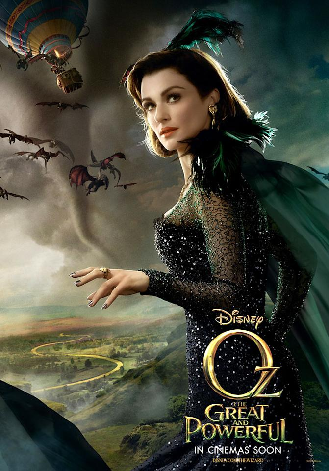 "Rachel Weisz Walt Disney Pictures' ""Oz the Great and Powerful"" - 2013"