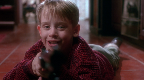 Entertaining Theory Is Home Alone A Prequel To Saw