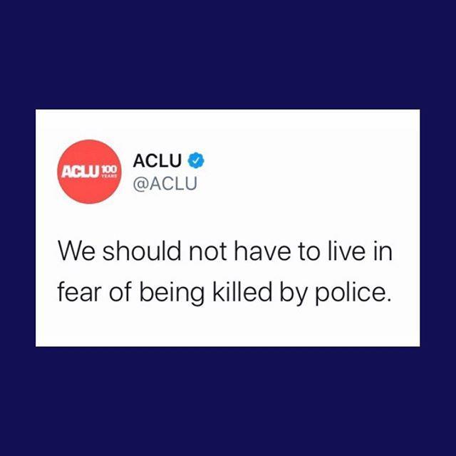 """<p>""""This might be more of a long-view approach to social justice, but I am a huge supporter of <a href=""""https://www.aclu.org/"""" rel=""""nofollow noopener"""" target=""""_blank"""" data-ylk=""""slk:the ACLU"""" class=""""link rapid-noclick-resp"""">the ACLU </a>and its efforts to ensure the rights and privileges provided by the Constitution are available to every single person in this country.""""</p><p><a class=""""link rapid-noclick-resp"""" href=""""https://action.aclu.org/give/fund-every-fight-ahead"""" rel=""""nofollow noopener"""" target=""""_blank"""" data-ylk=""""slk:Donate Here"""">Donate Here</a></p><p><a href=""""https://www.instagram.com/p/CAyXWVTnf1P/?utm_source=ig_embed&utm_campaign=loading"""" rel=""""nofollow noopener"""" target=""""_blank"""" data-ylk=""""slk:See the original post on Instagram"""" class=""""link rapid-noclick-resp"""">See the original post on Instagram</a></p>"""