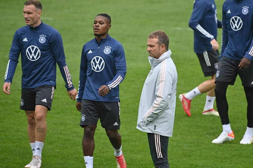 Flick schickt DFB-Youngster nach Hause