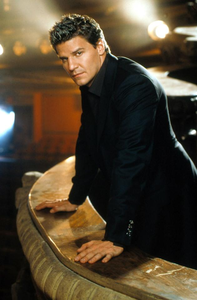 "<b>Angel</b> (David Boreanaz)<br>""Buffy the Vampire Slayer"" and ""Angel""<br><br>His tale was so epic, it took two primetime series to unfold it: He was born Liam (a drunken playboy), sired by Darla, and became one of the most evil vampires in history -- ""the demon with the face of an angel."" But when a curse returned his soul, he had to live with the guilt of his many, many killings, so he devoted himself to helping the helpless in hopes of redeeming himself.<br><br>Do you agree? Did we miss a great vampire or include a werewolf who isn't quite up to primetime lycan standards? Let us know in the comments!<br><br>Plus, don't forget to watch <a href=""http://movies.yahoo.com/movie/the-twilight-saga-breaking-dawn-part-2/"" target=""_blank"">live coverage of the ""Breaking Dawn - Part 2"" red carpet premiere</a> at 7:30 PM ET/4:30 PM PT on Monday, Nov. 12 on Yahoo!."