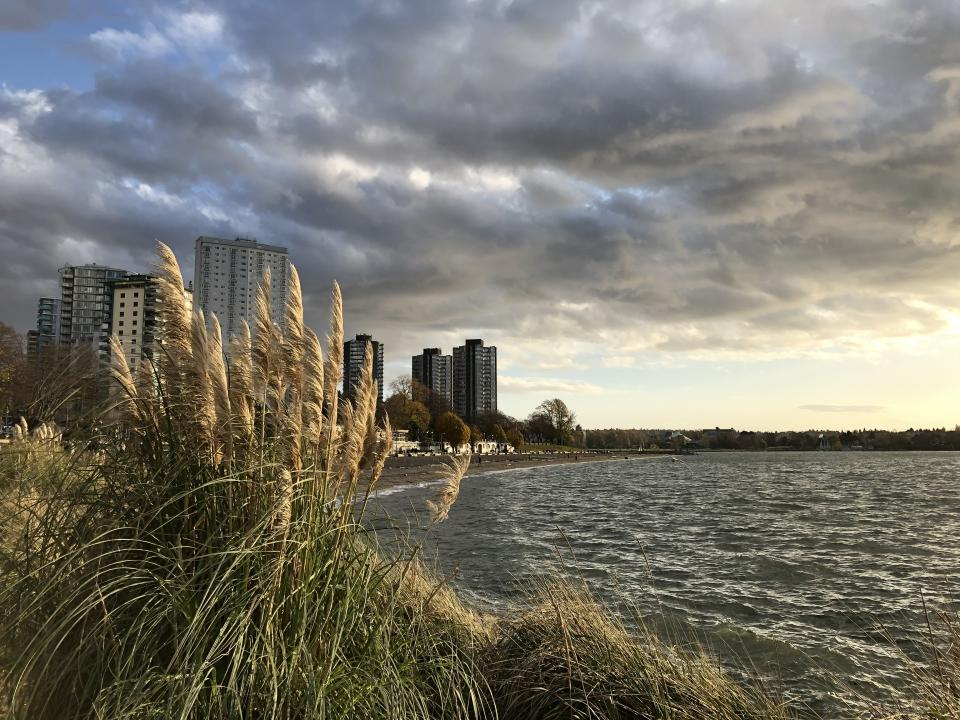 BC seawall in vancouver. UGC submitted by: samuel, English Bay, Vancouver, B.C.