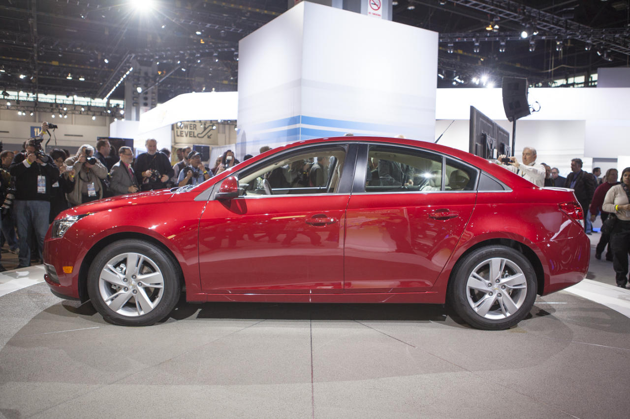 Chevrolet Cruze Clean Turbo Diesel