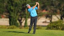 """<ul> <li><strong>Age:</strong> 61</li> <li><strong>Major wins:</strong> 1 (1992 Masters)</li> <li><strong>Total Pro Wins:</strong> 62</li> </ul> <p>The easygoing golfer known as """"Boom Boom"""" captured the golf world's attention when he won the 1992 Masters, a victory capped when his tee shot on the 12th hole of the final round miraculously hung on the fringe instead of rolling into the water. He has plenty of endorsements for golf equipment and clothing.</p> <p><a href=""""https://www.gobankingrates.com/net-worth/sports/what-is-fred-couples-net-worth/?utm_campaign=1103113&utm_source=yahoo.com&utm_content=12&utm_medium=rss"""" rel=""""nofollow noopener"""" target=""""_blank"""" data-ylk=""""slk:See what his total net worth is."""" class=""""link rapid-noclick-resp"""">See what his total net worth is.</a></p> <p><em><strong>Take a Look: </strong></em><em><strong><a href=""""https://www.gobankingrates.com/net-worth/sports/incredibly-rich-retired-athletes/?utm_campaign=1103113&utm_source=yahoo.com&utm_content=13&utm_medium=rss"""" rel=""""nofollow noopener"""" target=""""_blank"""" data-ylk=""""slk:How Rich are Michael Jordan, Alex Rodriguez And 13 More Incredibly Wealthy Retired Athletes?"""" class=""""link rapid-noclick-resp"""">How Rich are Michael Jordan, Alex Rodriguez And 13 More Incredibly Wealthy Retired Athletes?</a></strong></em></p> <p><small>Image Credits: Tony Bowler / Shutterstock.com</small></p>"""