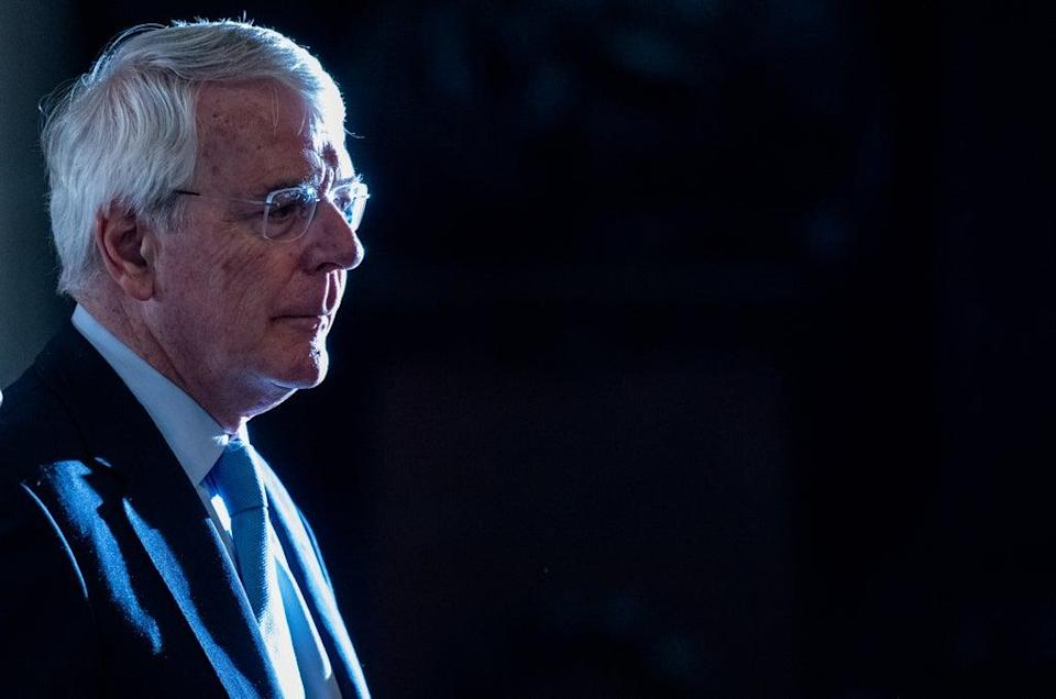 Sir John Major described the decision to withdraw from Afghanistan as 'strategically stupid' (Chris J Ratcliffe/PA) (PA Archive)