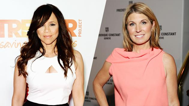 The View May Cut Rosie Perez Nicolle Wallace In Latest Revamp