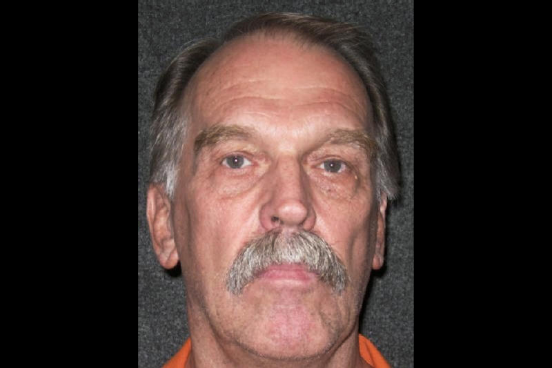 """FILE - This Oct. 24, 2011, file photo released by Utah Department of Corrections shows Utah death row inmate Ron Lafferty. A Utah death row inmate whose double-murder case was featured in the book """"Under the Banner of Heaven"""" inched closer to becoming the first person to be executed by firing squad in nearly a decade after losing his latest appeal Monday, Aug. 12, 2019. (Utah Department of Corrections via AP, File)"""