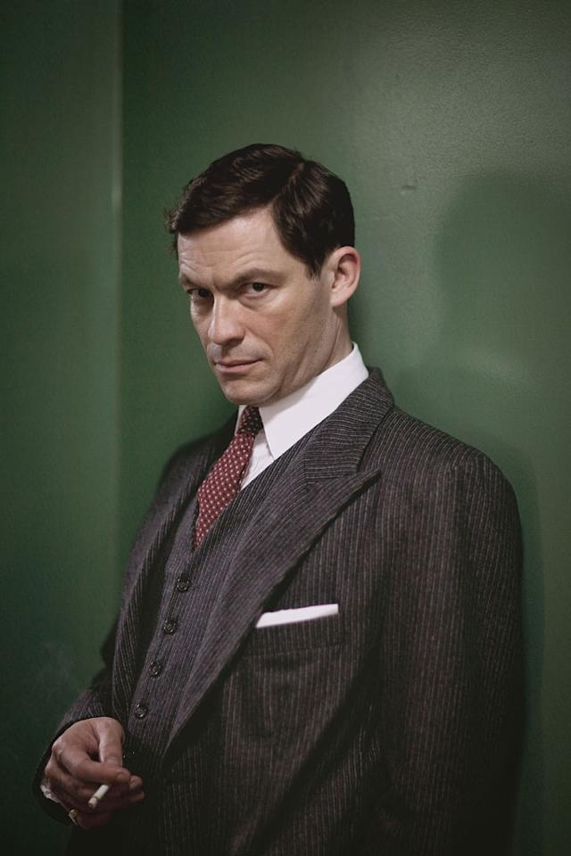 "Dominic West, ""The Hour"""