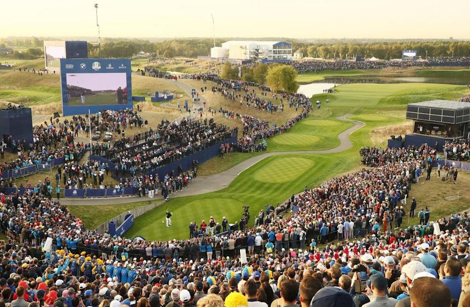 It's Ryder Cup time. (Getty)
