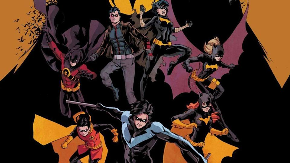 #ComicBytes: The best members of the Bat-Family