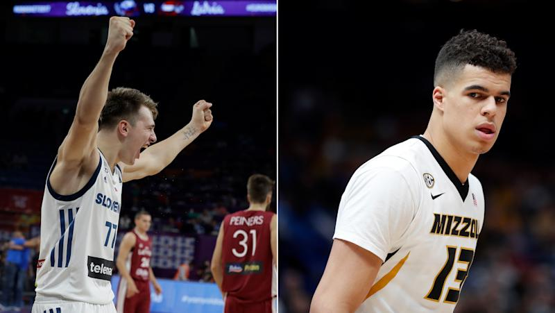 ce3e583bc Luka Doncic and Michael Porter Jr. are engaged in a weird social media feud
