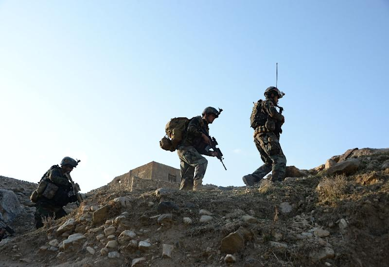 Fighting in West Afghanistan as Taliban Attempts to Capture City