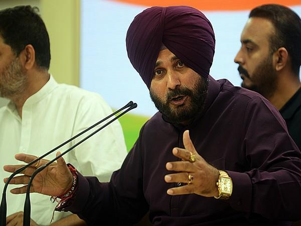 Congress leader Navjot Singh Sidhu (File photo)
