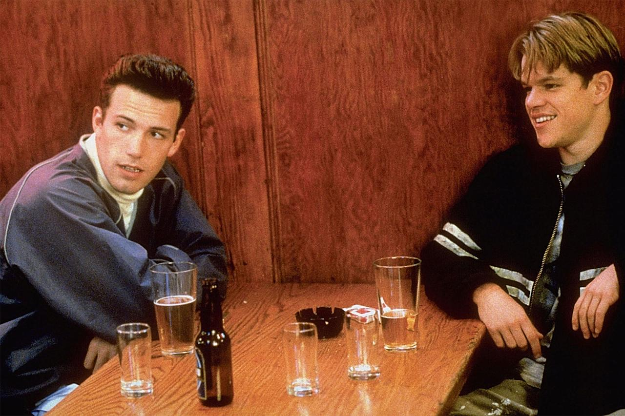 """""""Nobody in this town works without a retainer, guys."""" Affleck won his first Oscar in 1998 for cowriting <em>Good Will Hunting</em> with <strong>Matt Damon,</strong> but let's just pretend he got it for <a href=""""https://www.youtube.com/watch?v=OHSYWIAAY2o"""">this scene</a> instead."""