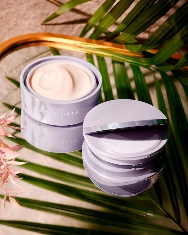<p>If you want a powerful overnight hydrator, go with this Rihanna-approved <span>Fenty Skin Instant Reset Overnight Gel-Cream</span> ($40).</p>
