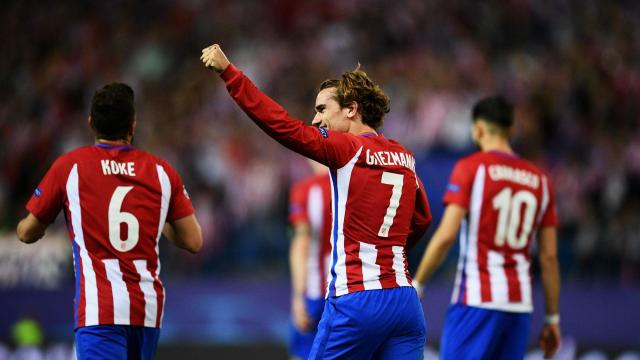 Having declared earlier this month he would not seek a move away from Atletico Madrid, Antoine Griezmann has penned an new deal.