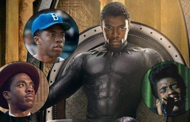Chadwick Boseman's 10 Most Memorable Roles, From Jackie Robinson to Black Panther (Photos)