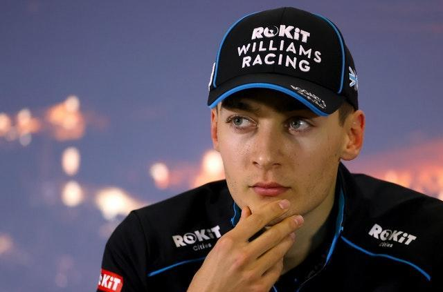 George Russell could be in line to take Lewis Hamilton's seat