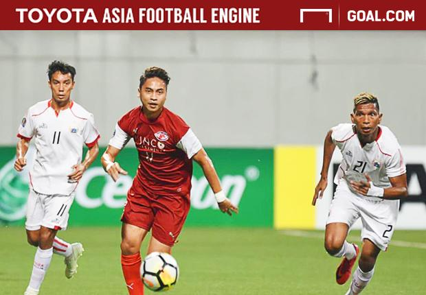 Home United bow out of AFC Cup 2019 with victory over Kaya FC-Iloilo