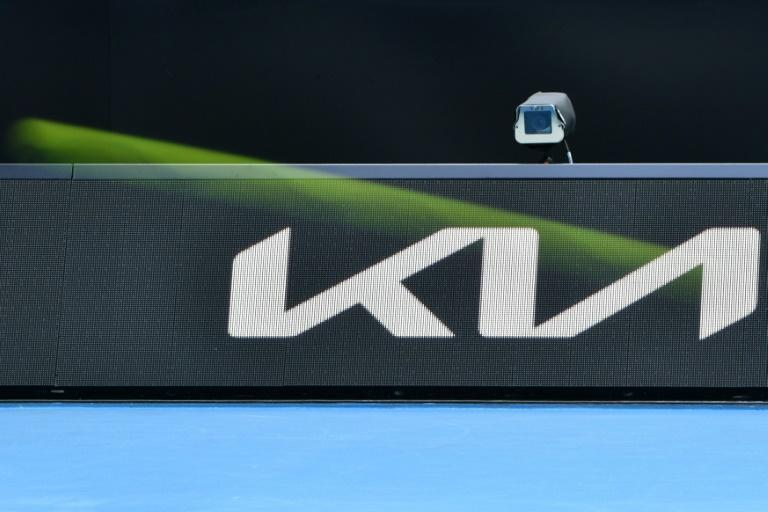 The technology is being used at a Grand Slam for the first time